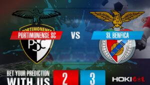 Prediksi Bola Portimonense SC Vs SL Benfica 23 April 2021