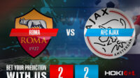 Prediksi Bola Roma Vs AFC AJax