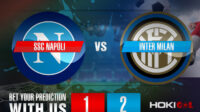 Prediksi Bola SSC Napoli Vs Inter Milan 21 April 2021