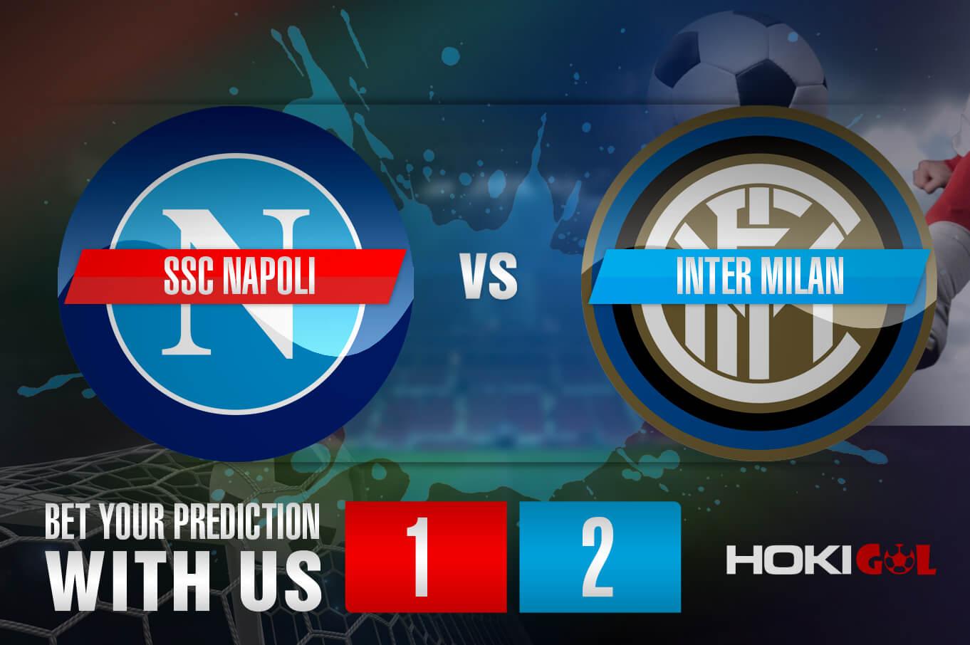 Prediksi Bola SSC Napoli Vs Inter Milan 21 April 2021
