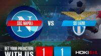 Prediksi Bola SSC Napoli Vs SS Lazio 23 April 2021