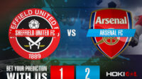 Prediksi Bola Sheffield United FC Vs Arsenal FC 12 April 2021