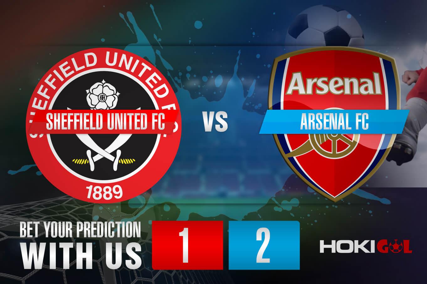 Prediksi Bola Sheffield United FC Vs Arsenal FC 12 April 2021