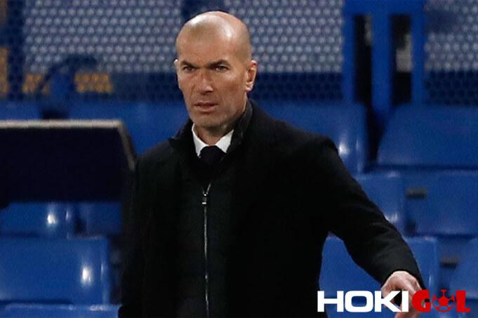 Daftar Kandidat Suksesor Zinedine Zidane di Real Madrid