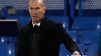 Daftar Klub Calon Destinasi Zidane Jika Tinggalkan Madrid