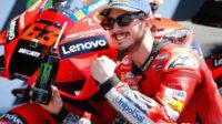 Francesco Bagnaia Bahagia Pimpin Klasemen MotoGP 2021