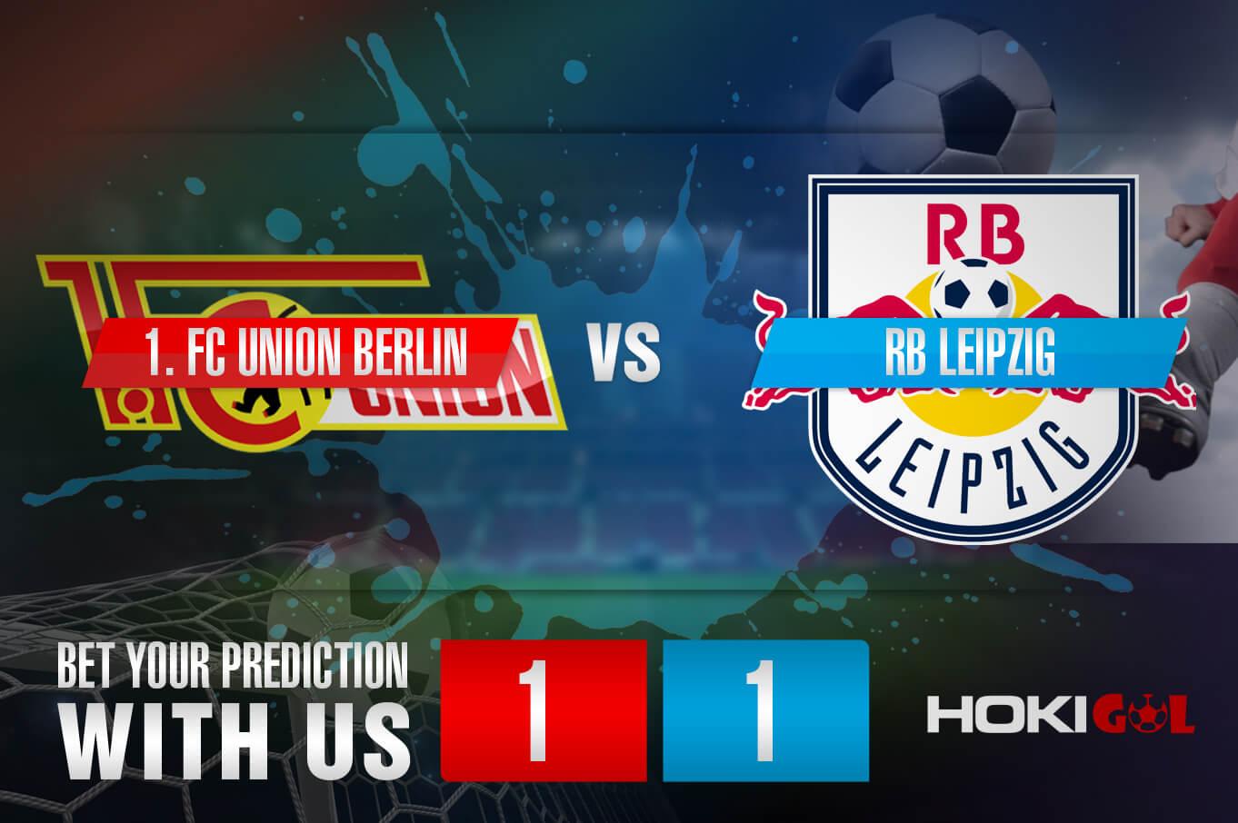 Prediksi Bola 1. FC Union Berlin Vs RB Leipzig 22 Mei 2021