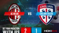 Prediksi Bola AC Milan Vs Cagliari Calcio 17 Mei 2021
