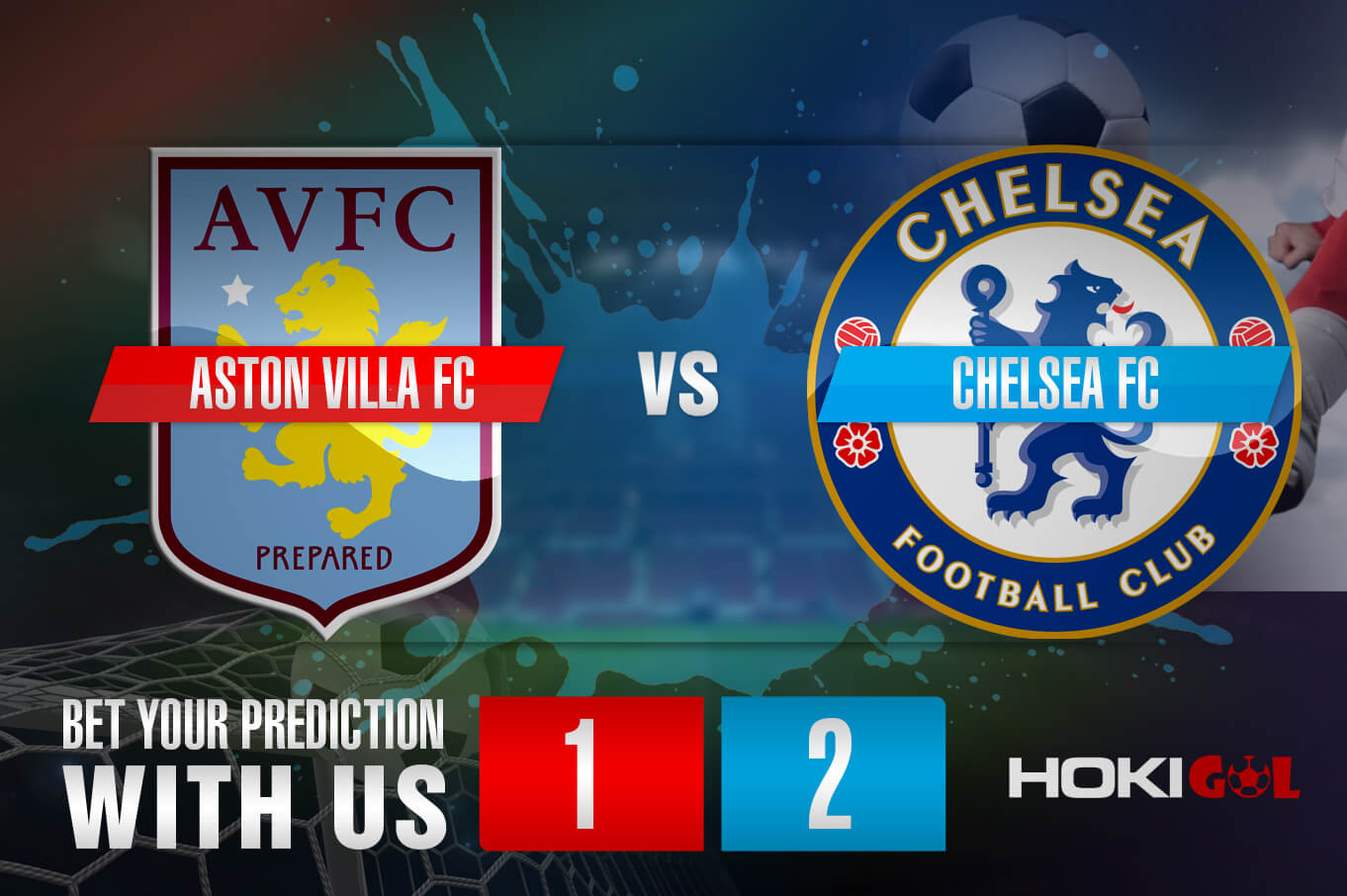 Prediksi Bola Aston Villa FC Vs Chelsea FC 23 Mei 2021