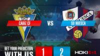 Prediksi Bola Cadiz CF Vs SD Huesca 8 Mei 2021