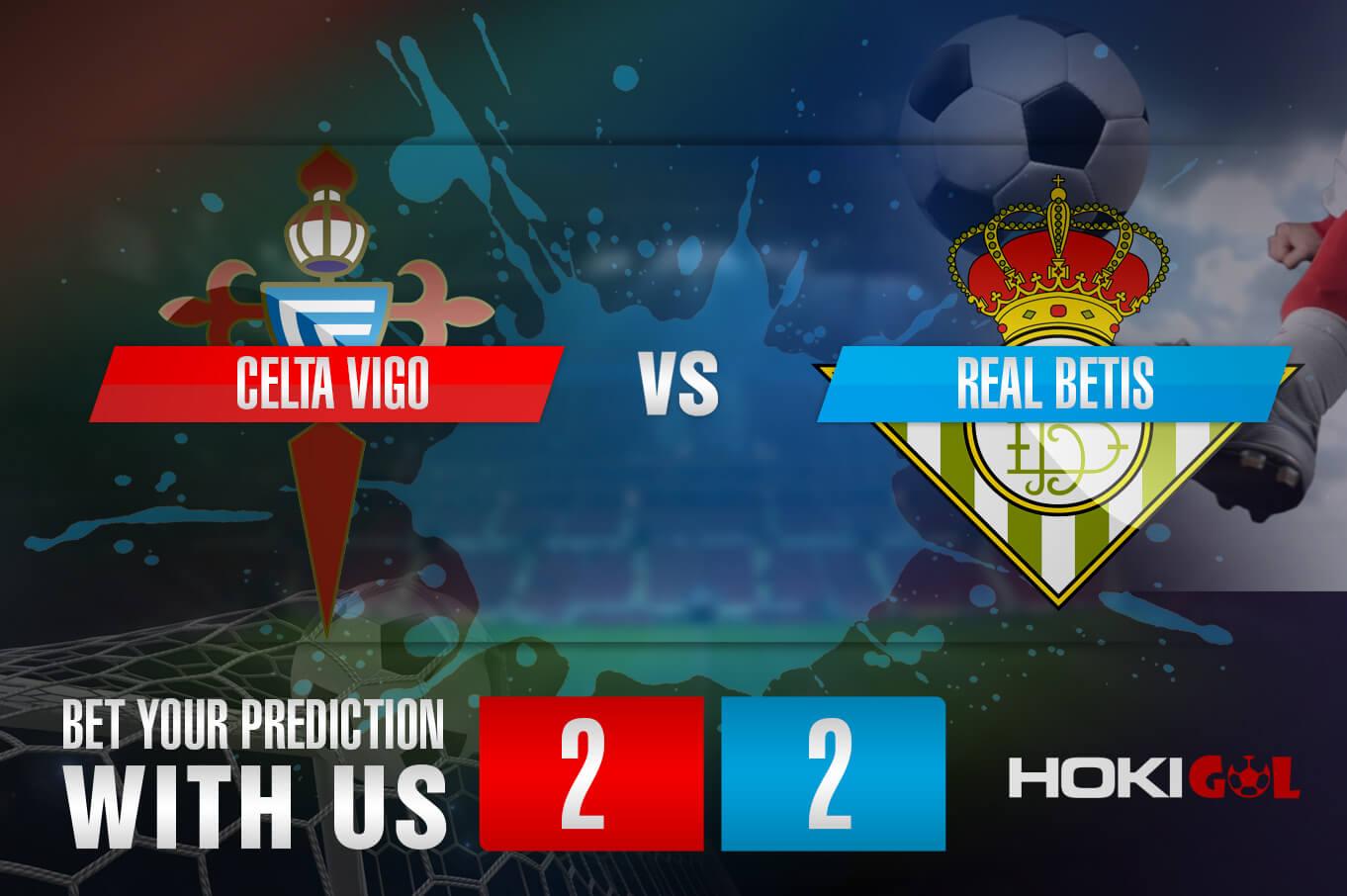 Prediksi Bola Celta Vigo Vs Real Betis 22 Mei 2021