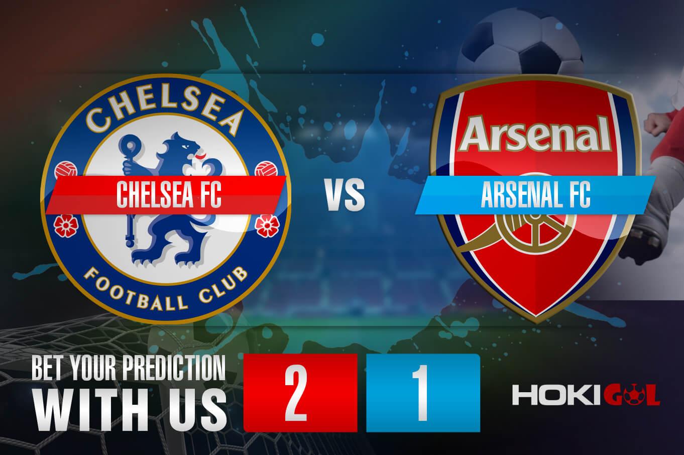 Prediksi Bola Chelsea FC Vs Arsenal FC 13 Mei 2021