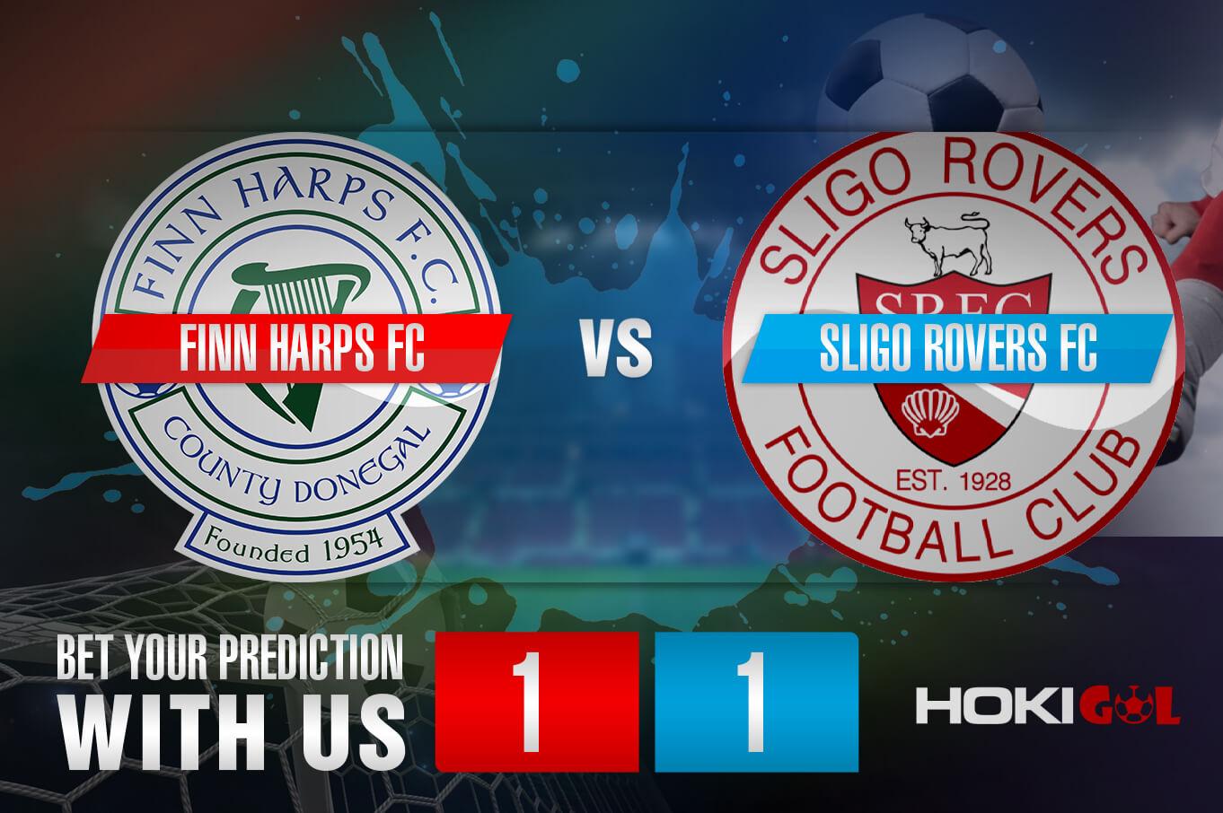 Prediksi Bola Finn Harps FC Vs Sligo Rovers FC 28 Mei 2021