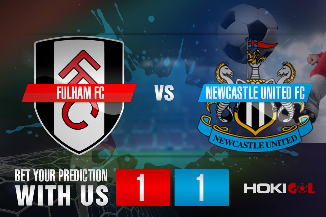 Prediksi Bola Fulham FC Vs Newcastle United FC 23 Mei 2021