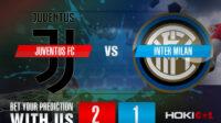 Prediksi Bola Juventus FC Vs Inter Milan 15 Mei 2021