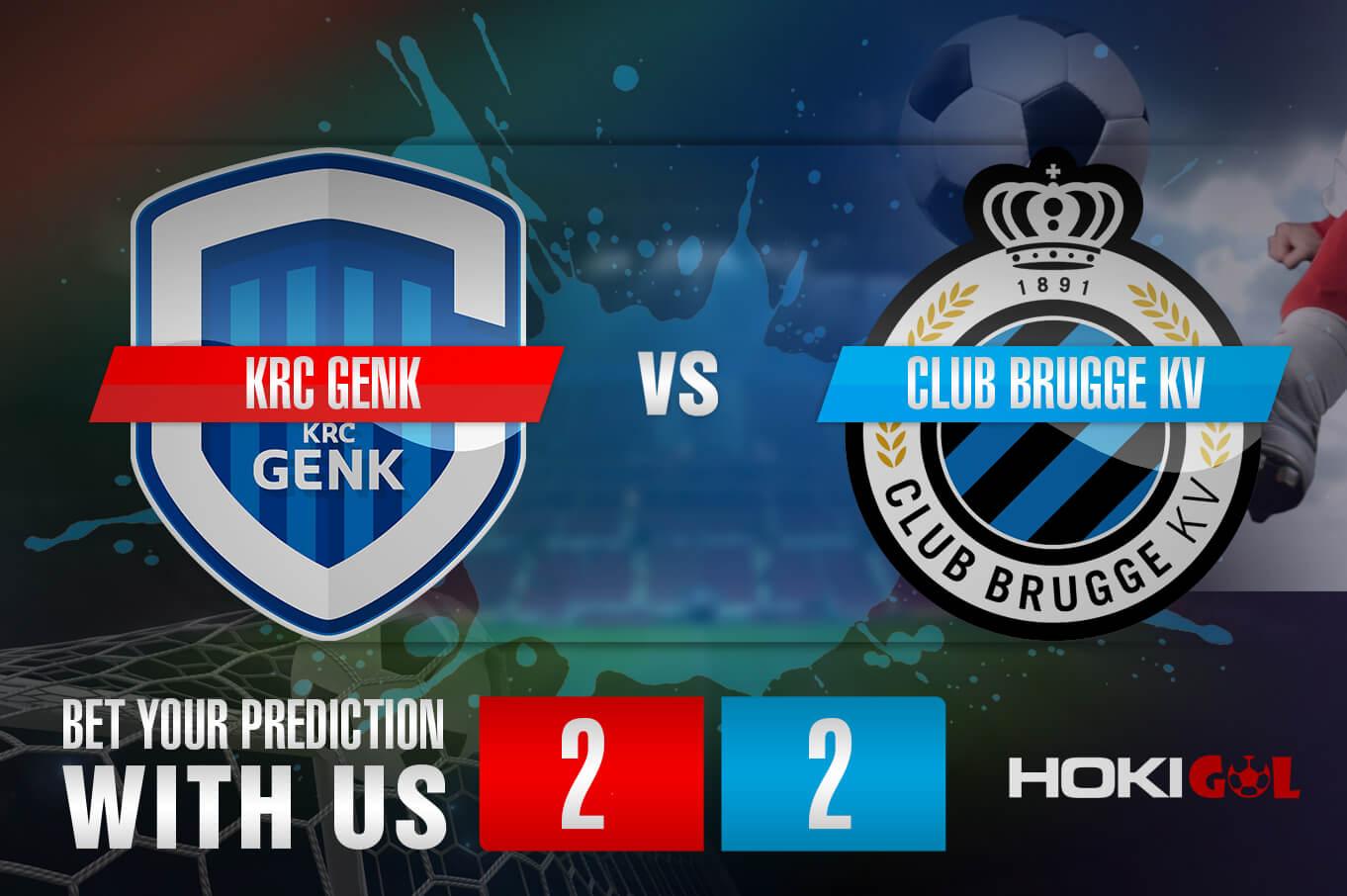 Prediksi Bola KRC Genk Vs Club Brugge KV 8 Mei 2021