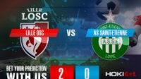 Prediksi Bola Lille OSC Vs Saint-Etienne 17 Mei 2021