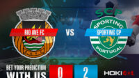 Prediksi Bola Rio Ave FC Vs Sporting CP 6 Mei 2021
