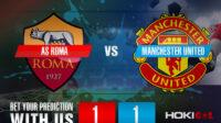 Prediksi Bola Roma Vs Manchester United FC 7 Mei 2021