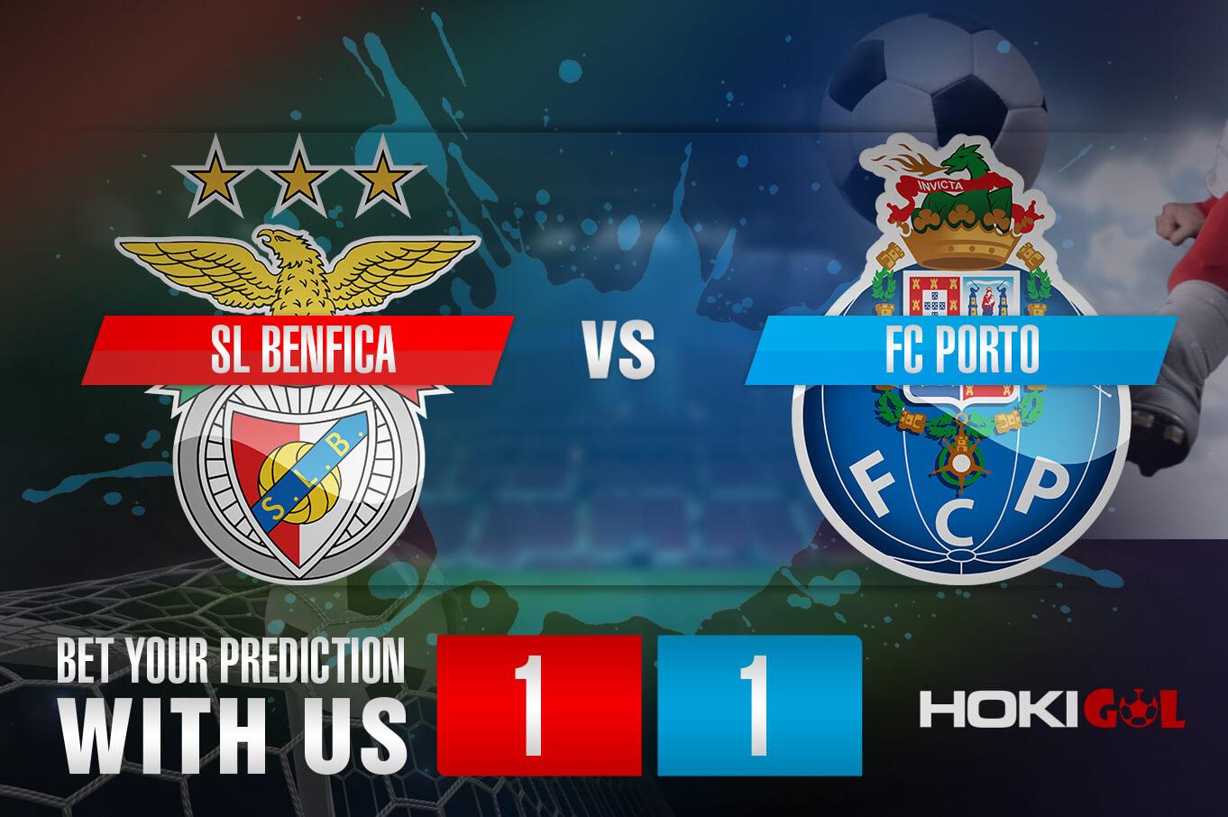 Prediksi Bola SL Benfica Vs FC Porto 7 Mei 2021