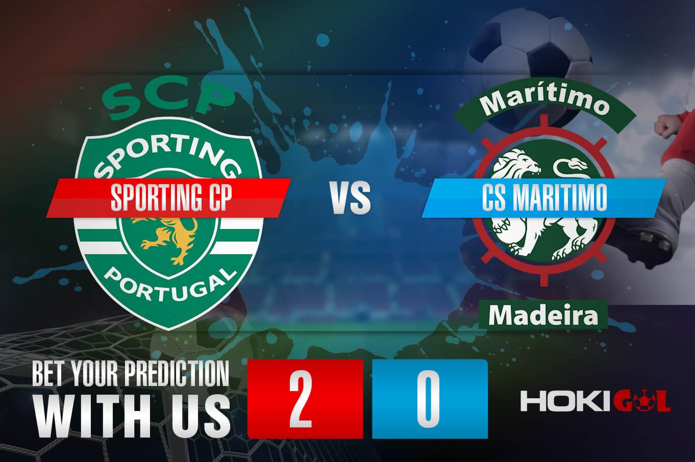 Prediksi Bola Sporting CP Vs CS Maritimo 20 Mei 2021