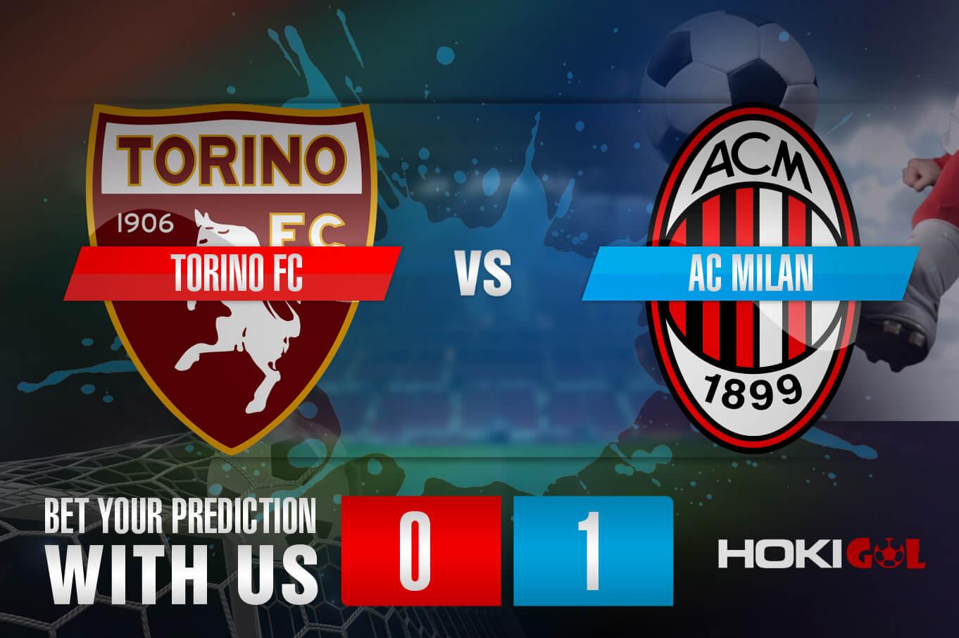 Prediksi Bola Torino FC Vs AC Milan 13 Mei 2021