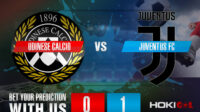 Prediksi Bola Udinese Calcio Vs Juventus FC 2 Mei 2021