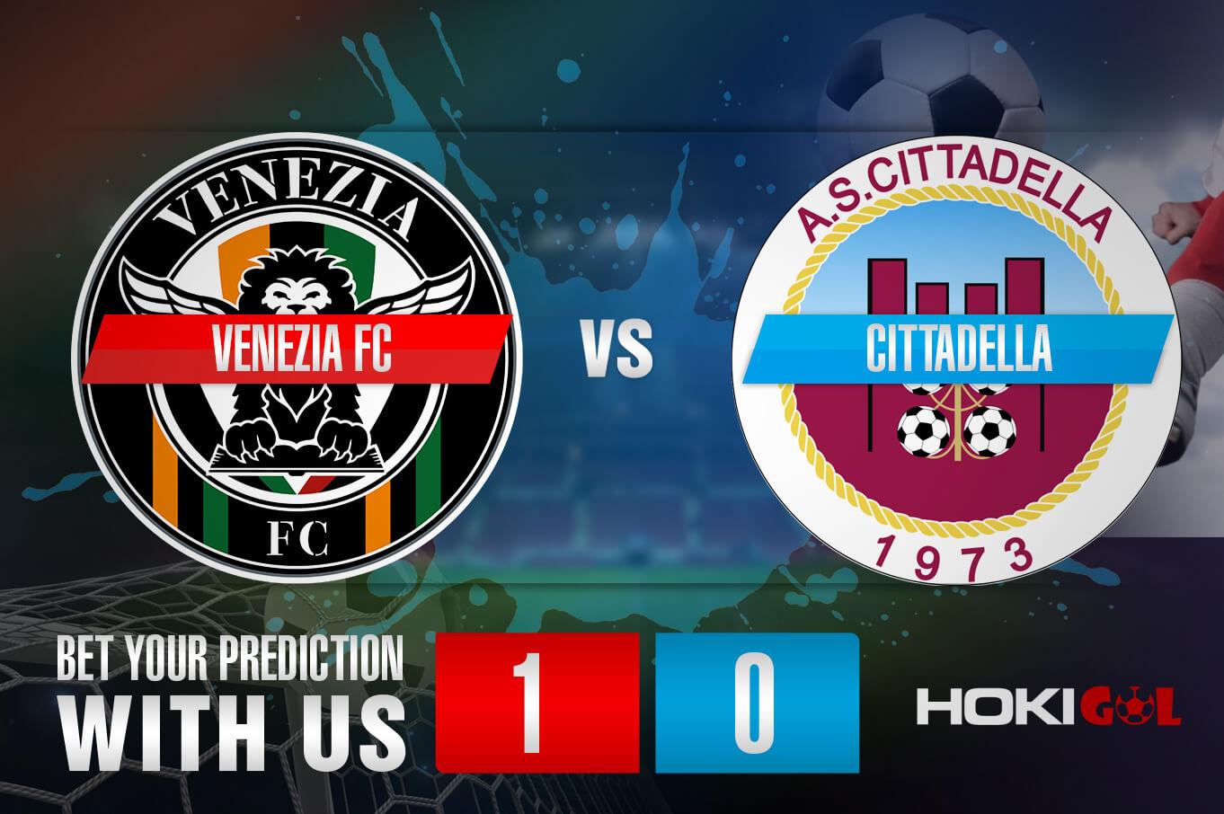 Prediksi Bola Venezia FC Vs Cittadella 28 Mei 2021