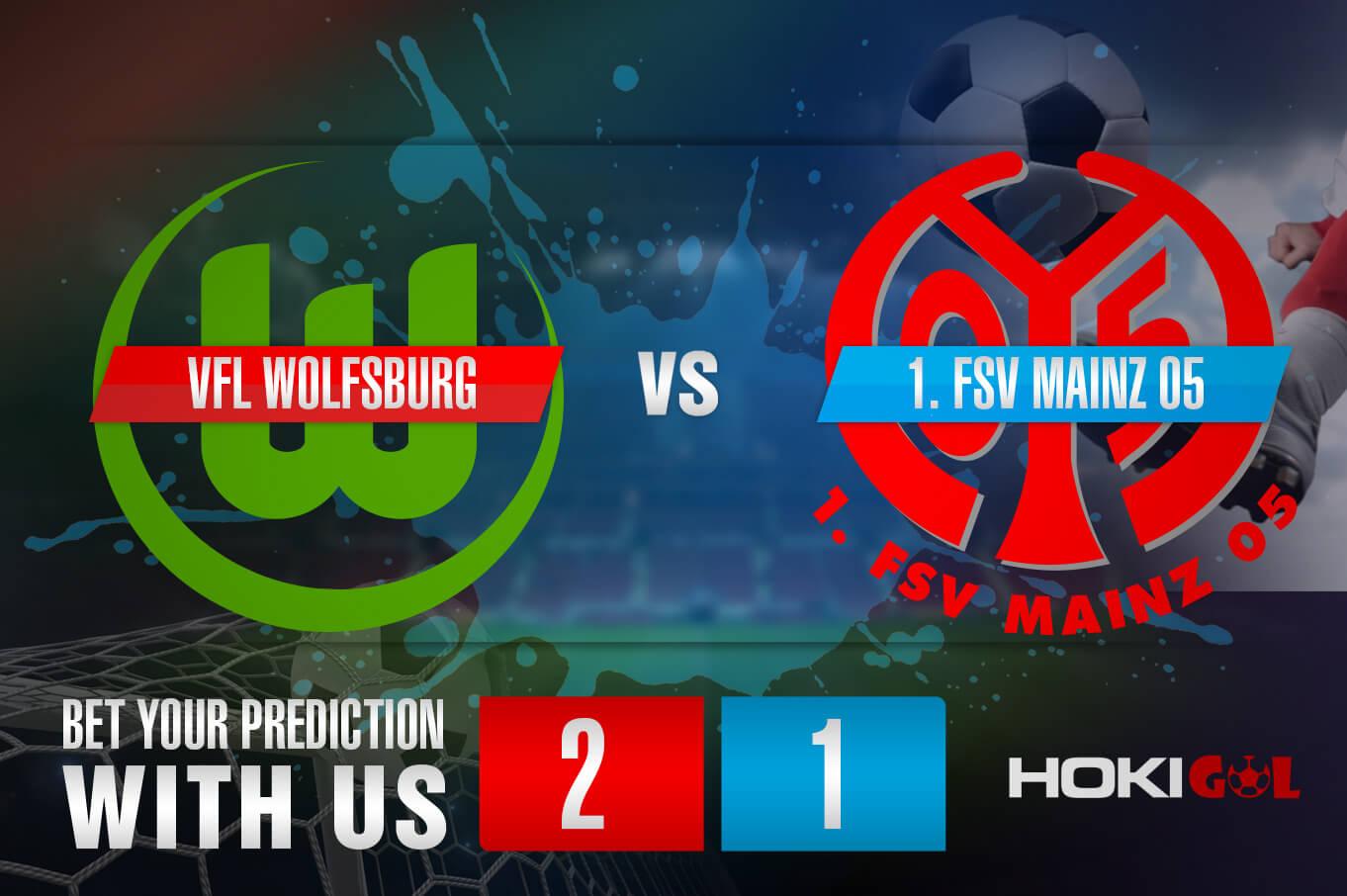 Prediksi Bola VfL Wolfsburg Vs 1. FSV Mainz 05 22 Mei 2021