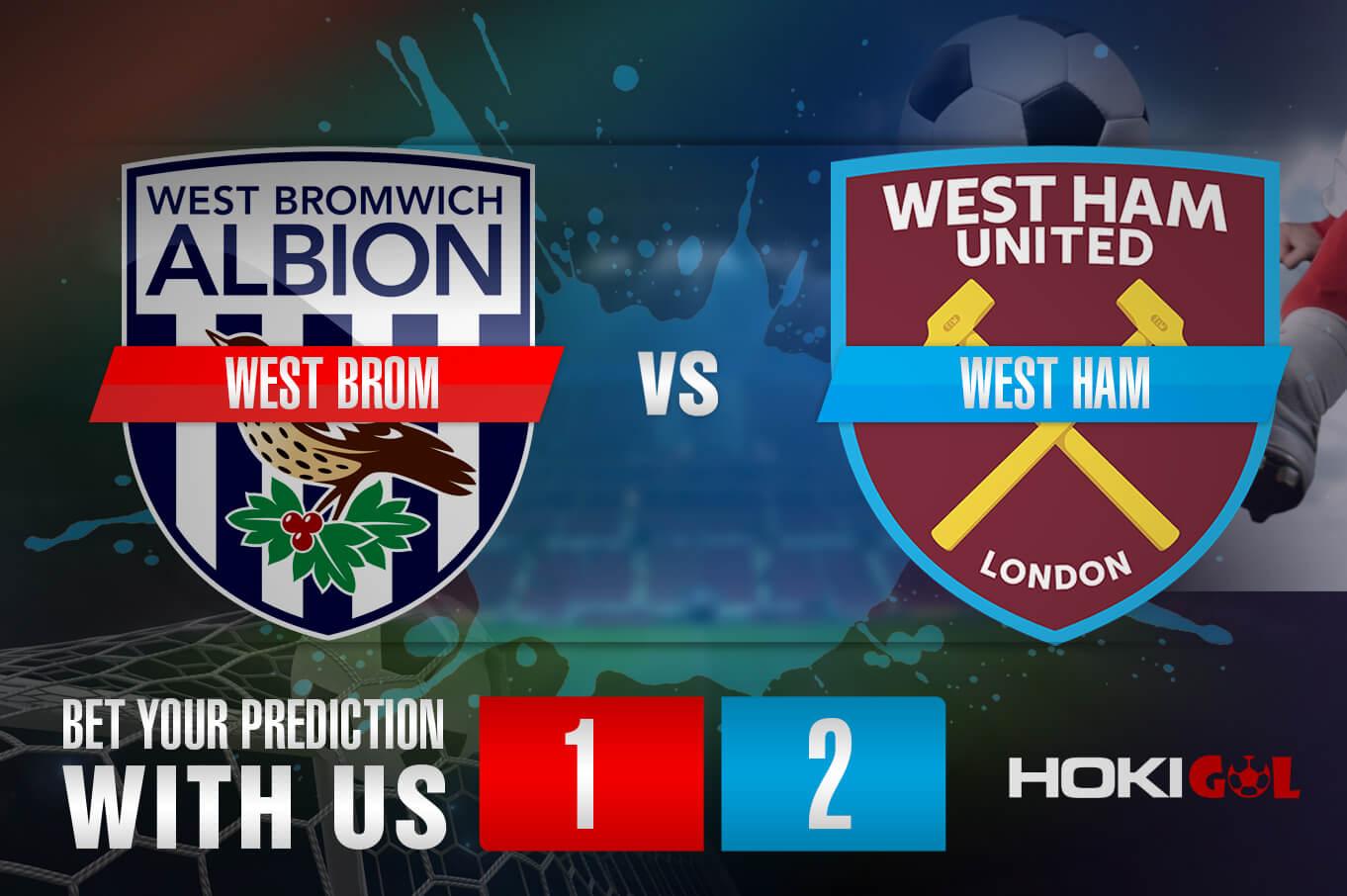 Prediksi Bola West Bromwich Albion FC Vs West Ham 20 Mei 2021