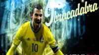 Zlatan Ibrahimovic Resmi Absen dari Piala Eropa 2020