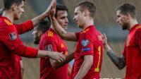 Daftar Pemain Baru yang Masuk Skuad Spanyol di Euro 2020