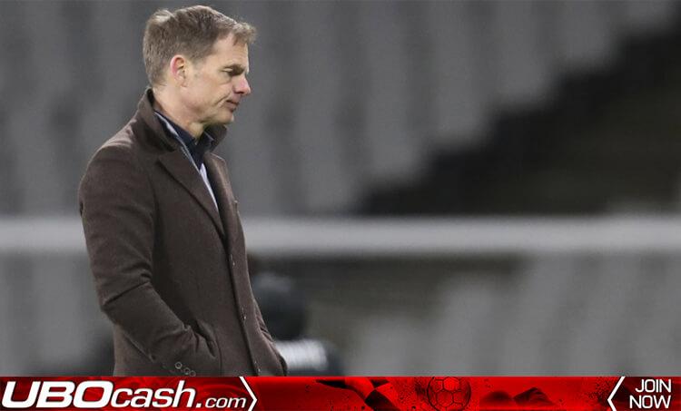 Frank De Boer Resmi Tinggalkan Tim Nasional Belanda