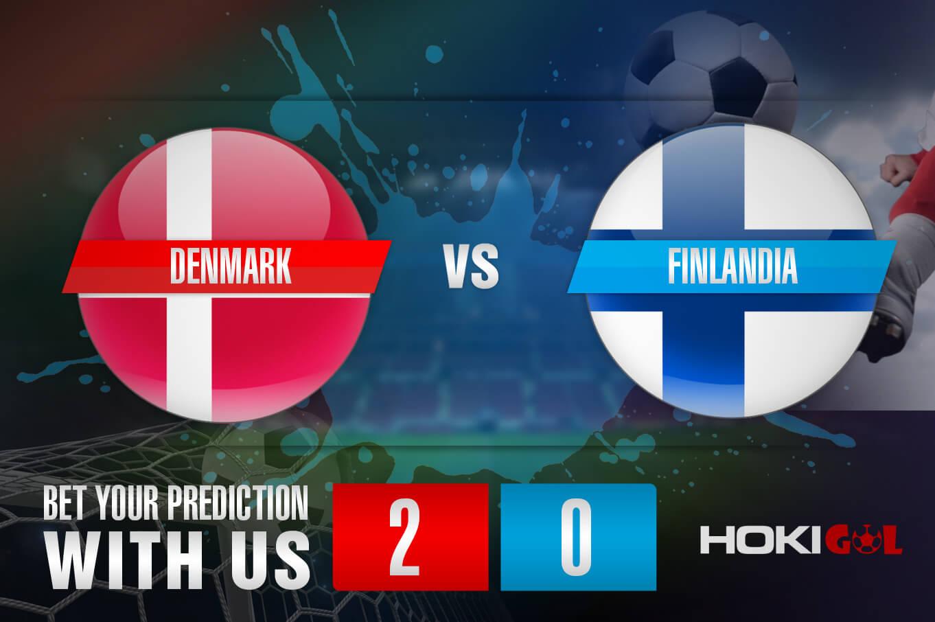 Prediksi Bola Denmark Vs Finlandia 12 Juni 2021