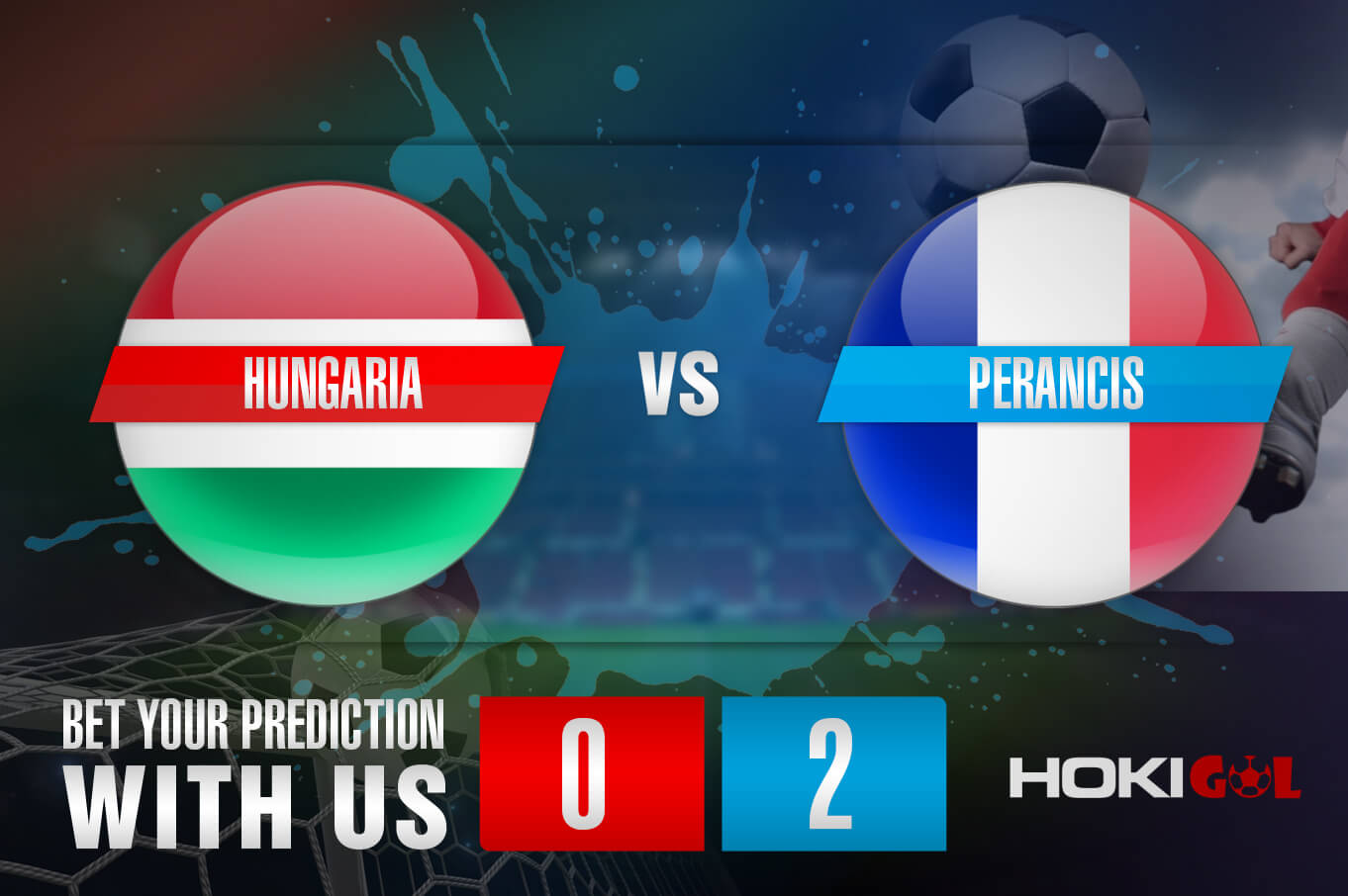Prediksi Bola Hungaria Vs Perancis 19 Juni 2021