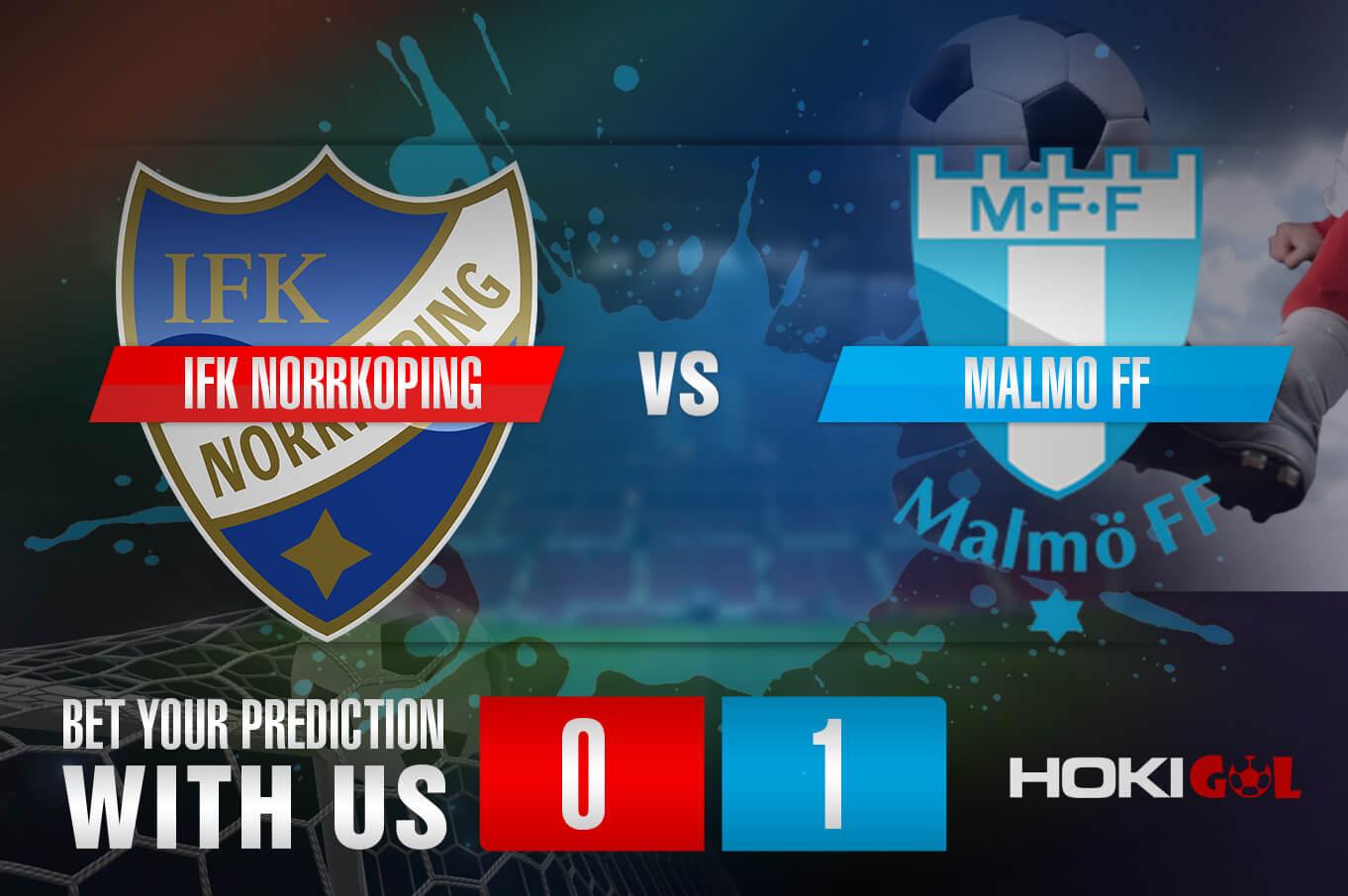 Prediksi Bola IFK Norrkoping Vs Malmo FF 3 Juli 2021