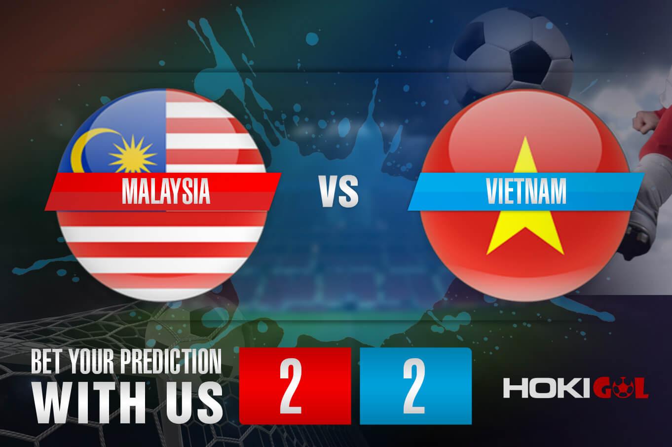 Prediksi Bola Malaysia Vs Vietnam 11 Juni 2021