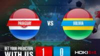 Prediksi Bola Paraguay Vs Bolivia 15 Juni 2021