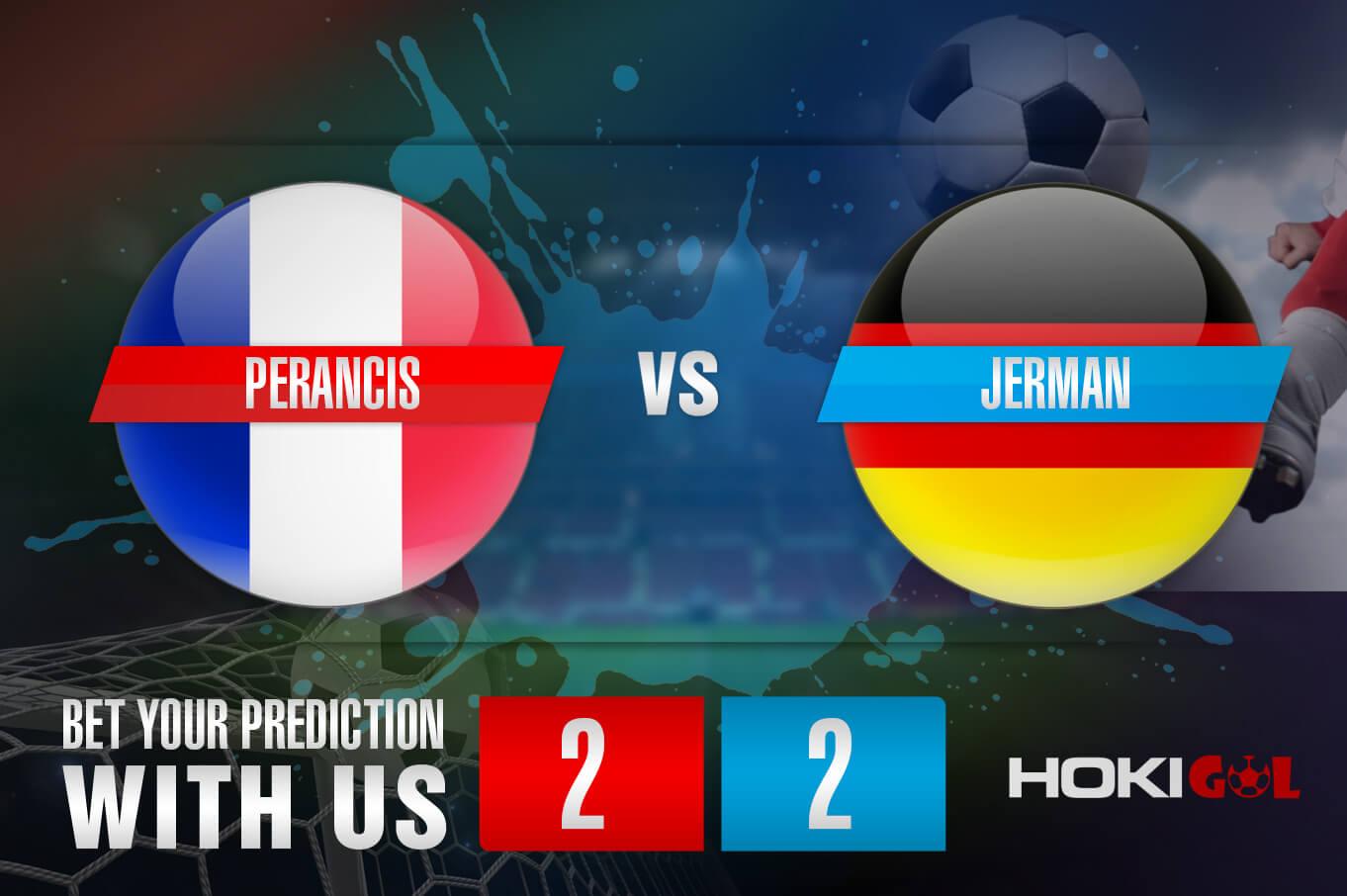 Prediksi Bola Perancis Vs Jerman 16 Juni 2021