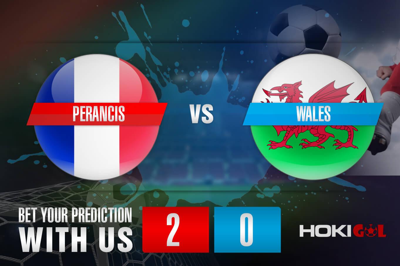Prediksi Bola Perancis Vs Wales 3 Juni 2021