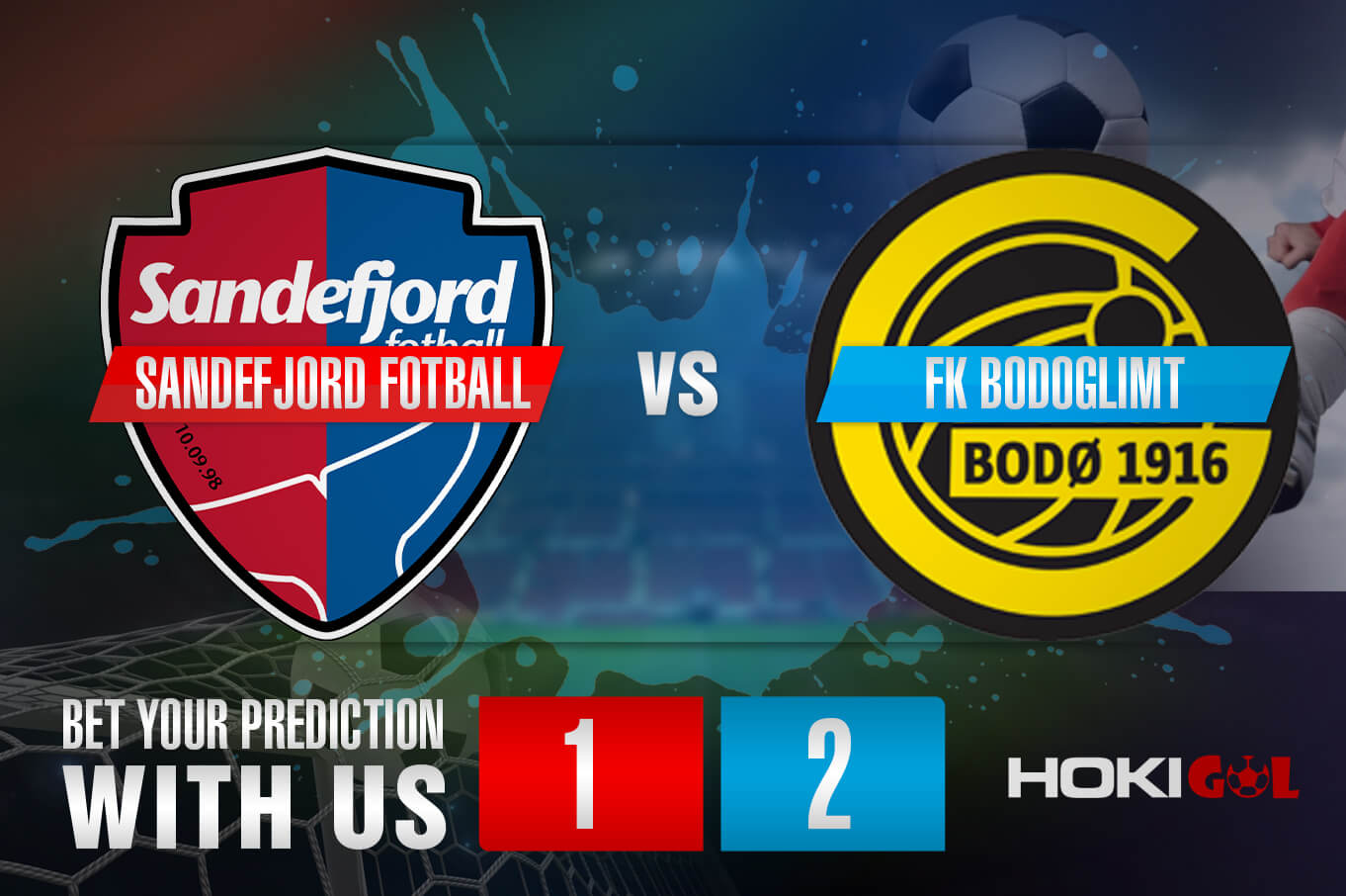 Prediksi Bola Sandefjord Fotball Vs FK BodoGlimt 30 Juni 2021