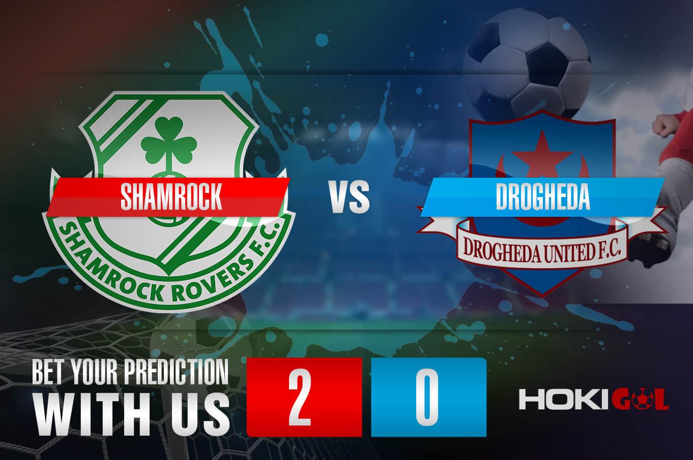 Prediksi Bola Shamrock Vs Drogheda 26 Juni 2021