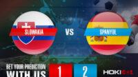 Prediksi Bola Slowakia Vs Spanyol 23 Juni 2021