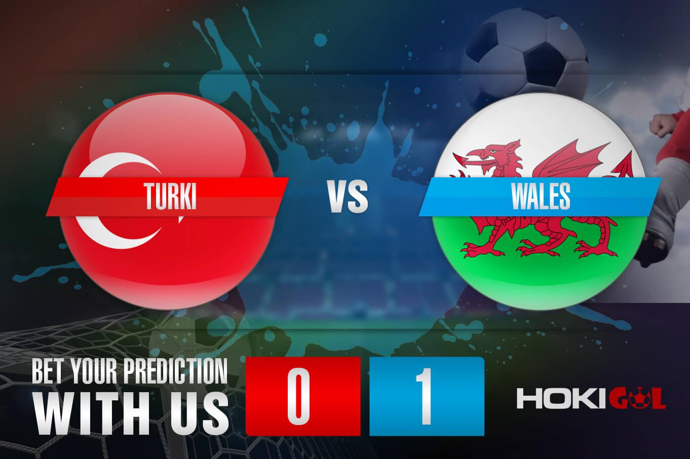 Prediksi Bola Turki Vs Wales 16 Juni 2021