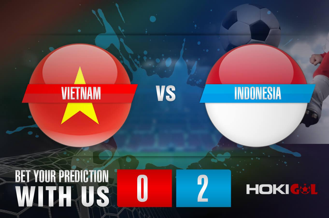 Prediksi Bola Vietnam Vs Indonesia 7 Juni 2021
