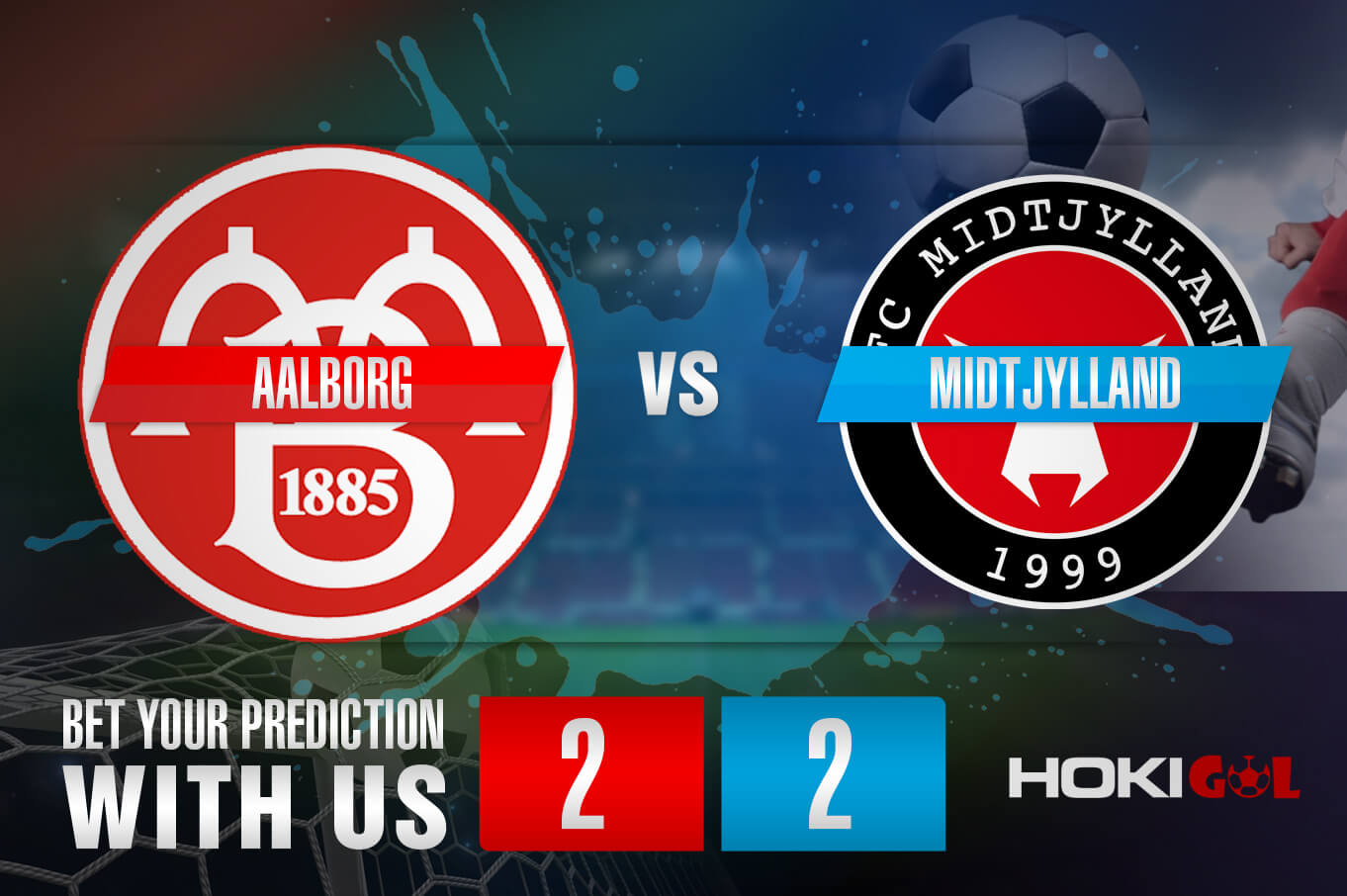 Prediksi Bola Aalborg Vs Midtjylland 24 Juli 2021