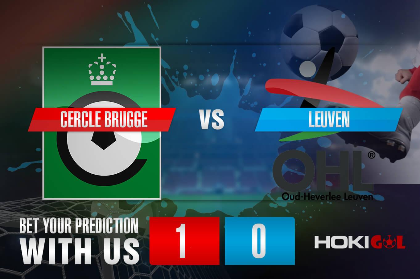 Prediksi Bola Cercle Brugge Vs Leuven 31 Juli 2021