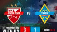 Prediksi Bola Crvena Zvezda Vs FC Kairat 29 Juli 2021