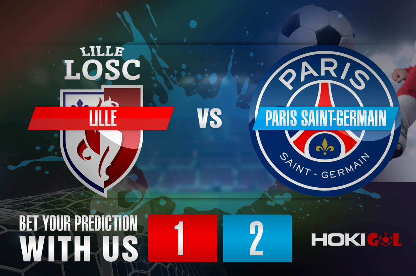 Prediksi Bola Lille Vs Paris Saint-Germain 2 Agustus 2021