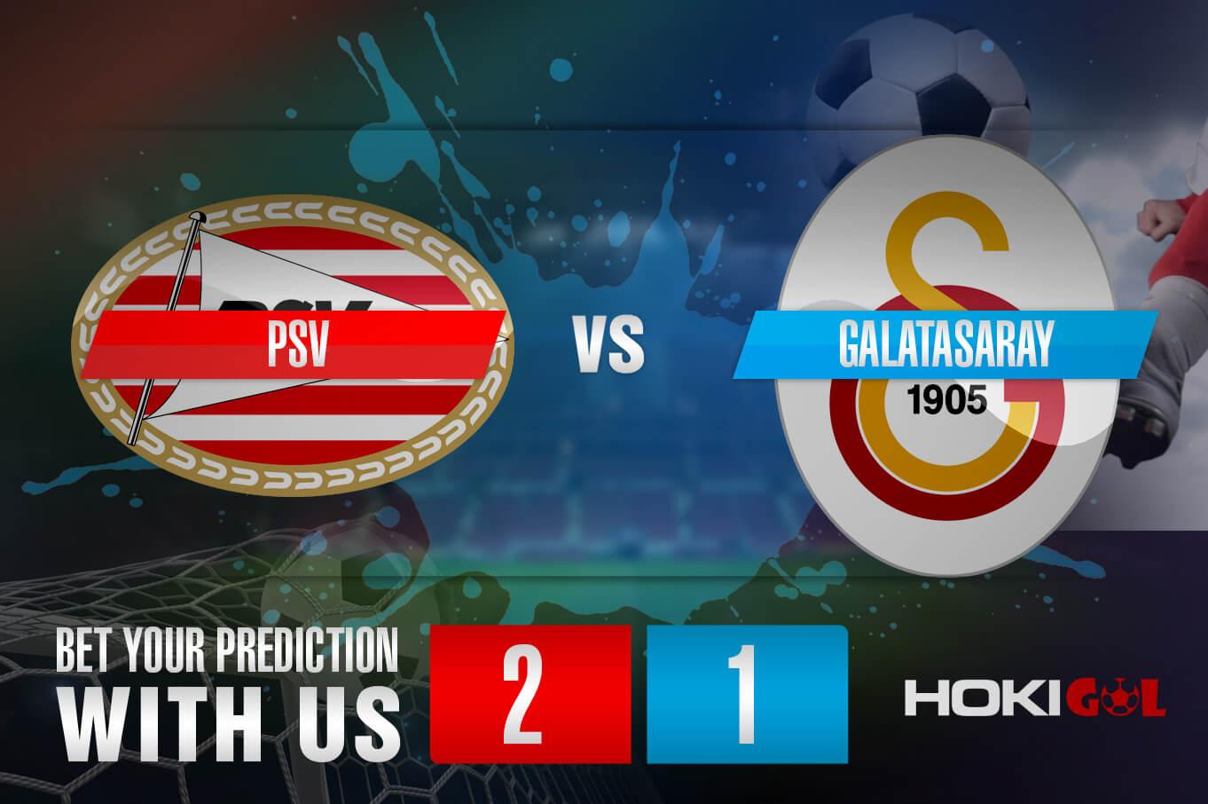 Prediksi Bola PSV Vs Galatasaray 22 Juli 2021